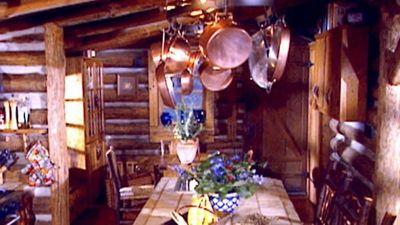 Season 02, Episode 07 Log Cabin Kitchen