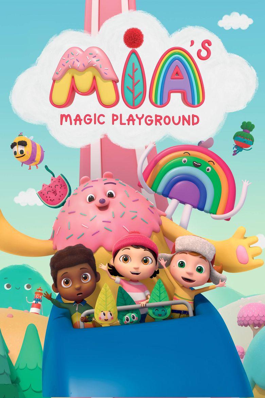 Mia's Magic Playground Poster
