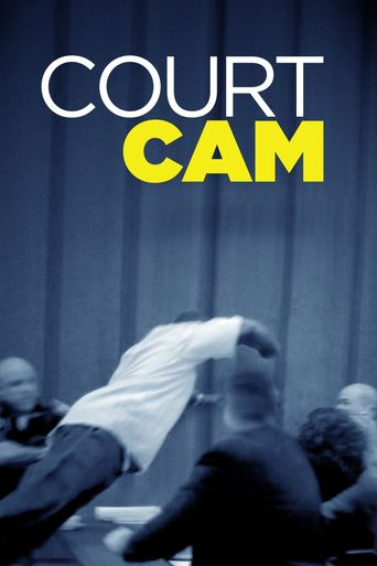 Court Cam Poster