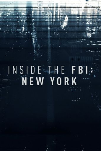 Inside the FBI: New York Poster