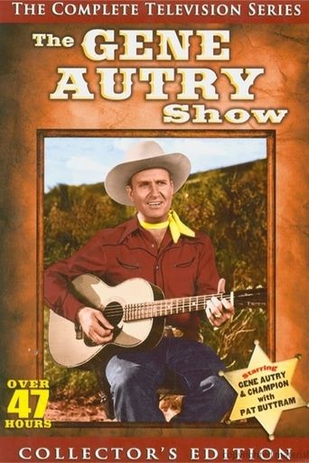 The Gene Autry Show Poster
