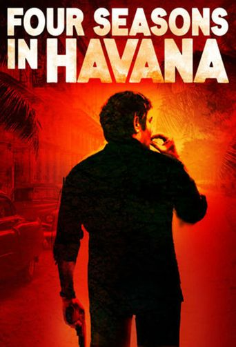 Four Seasons in Havana Poster