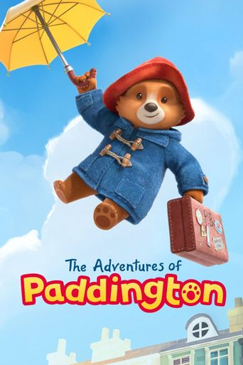 The Adventures of Paddington Poster