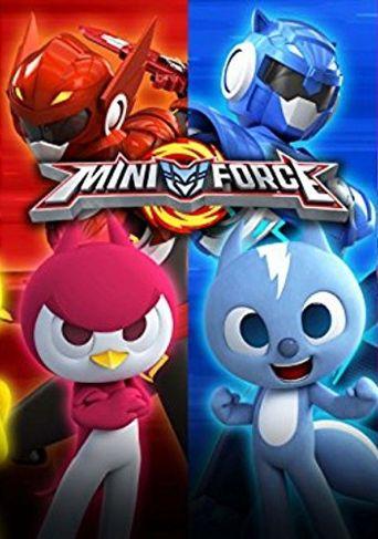 Miniforce Poster