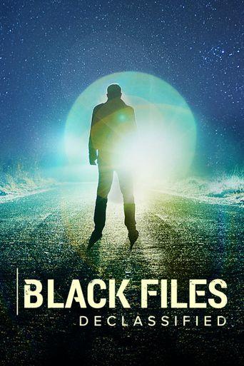 Black Files Declassified Poster