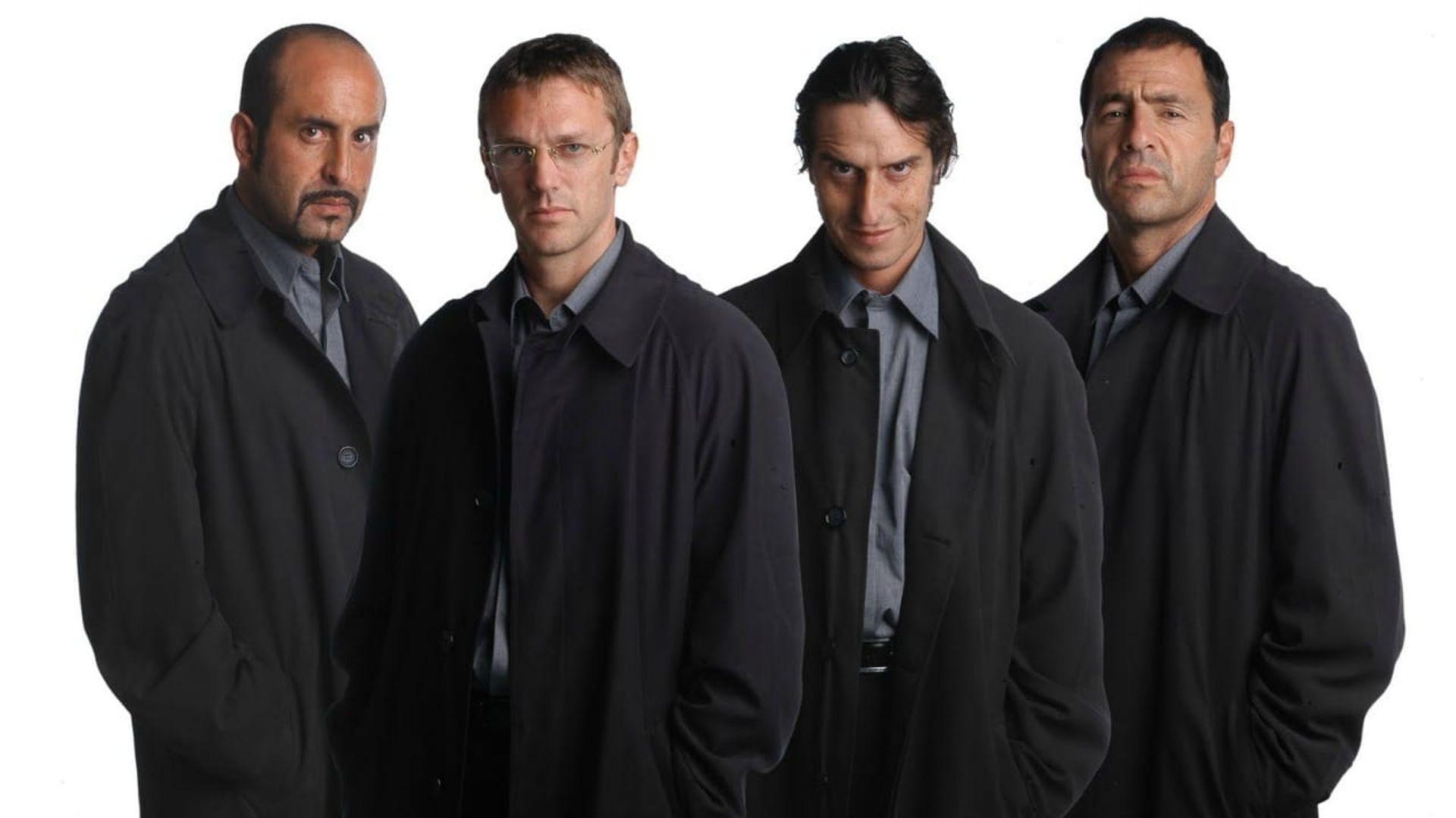 Season 02, Episode 01 Los Cuatro Notables