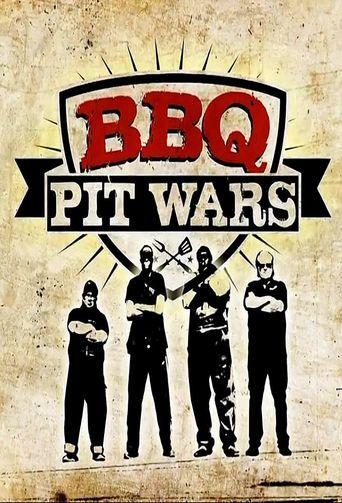 BBQ Pit Wars Poster