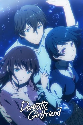 Domestic Girlfriend Poster