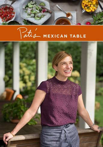 Pati's Mexican Table Poster