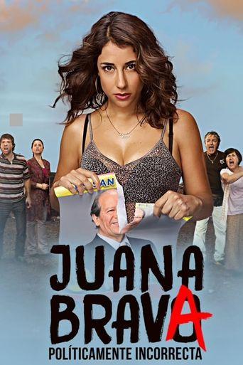 Juana Brava Poster