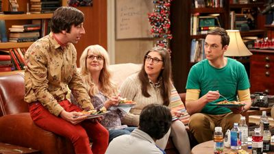 Season 11, Episode 05 The Collaboration Contamination