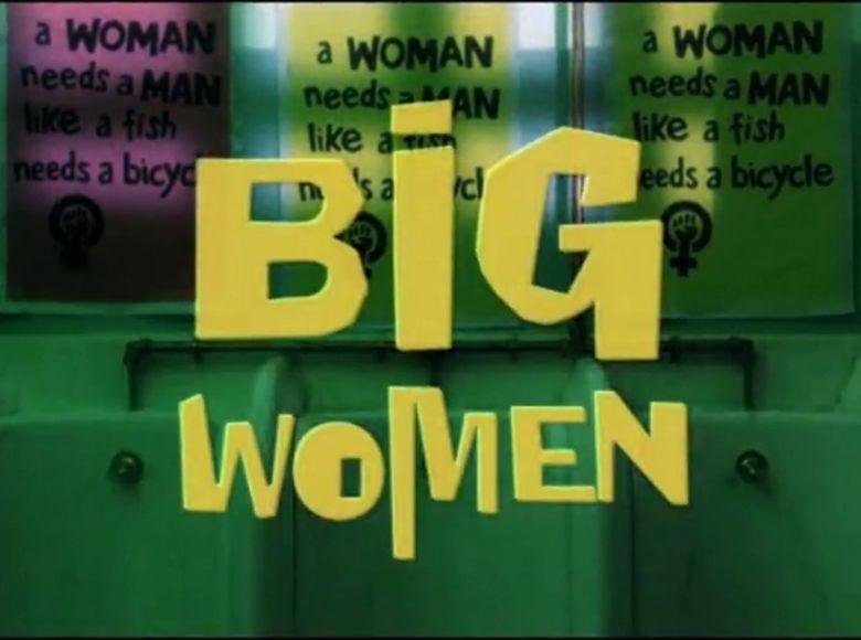 Big Women Poster
