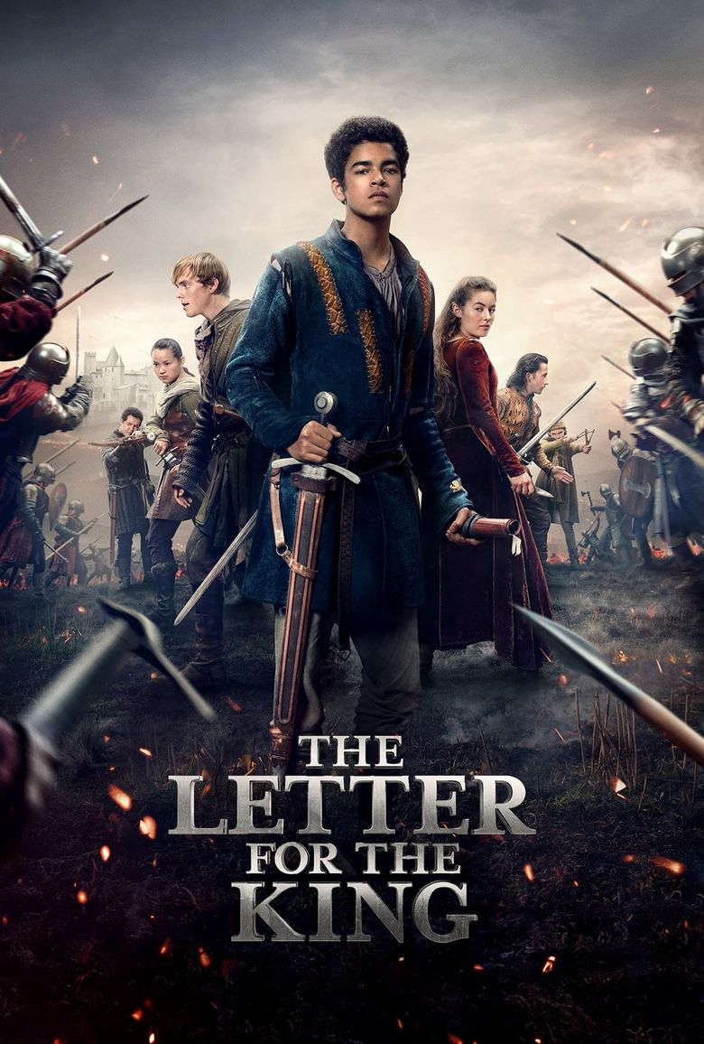 The Letter for the King Poster