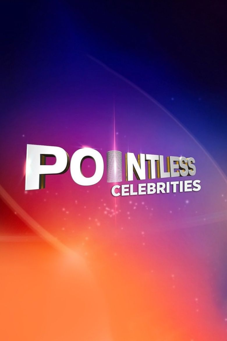 Pointless Celebrities Poster