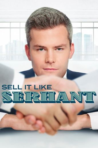 Sell It Like Serhant Poster