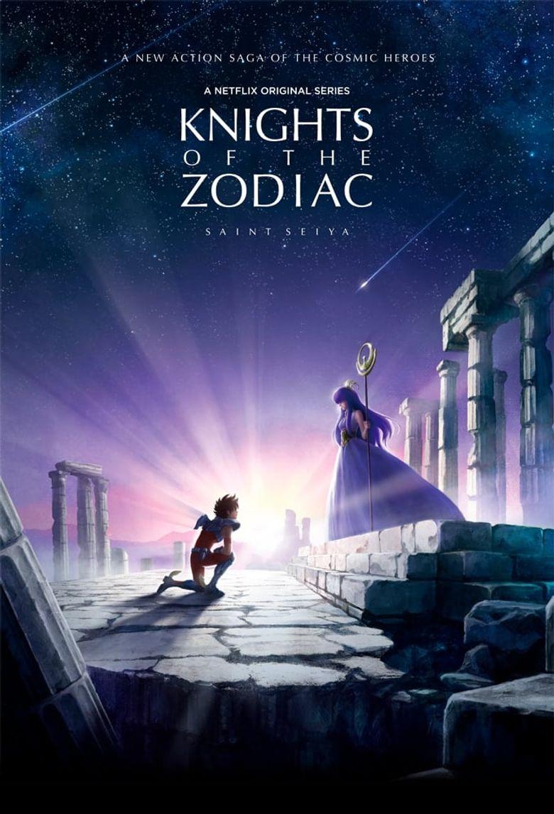 SAINT SEIYA: Knights of the Zodiac Poster
