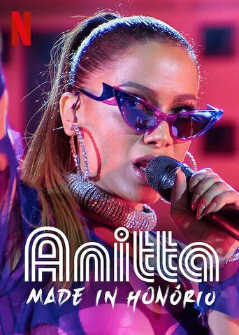 Anitta: Made in Honório Poster
