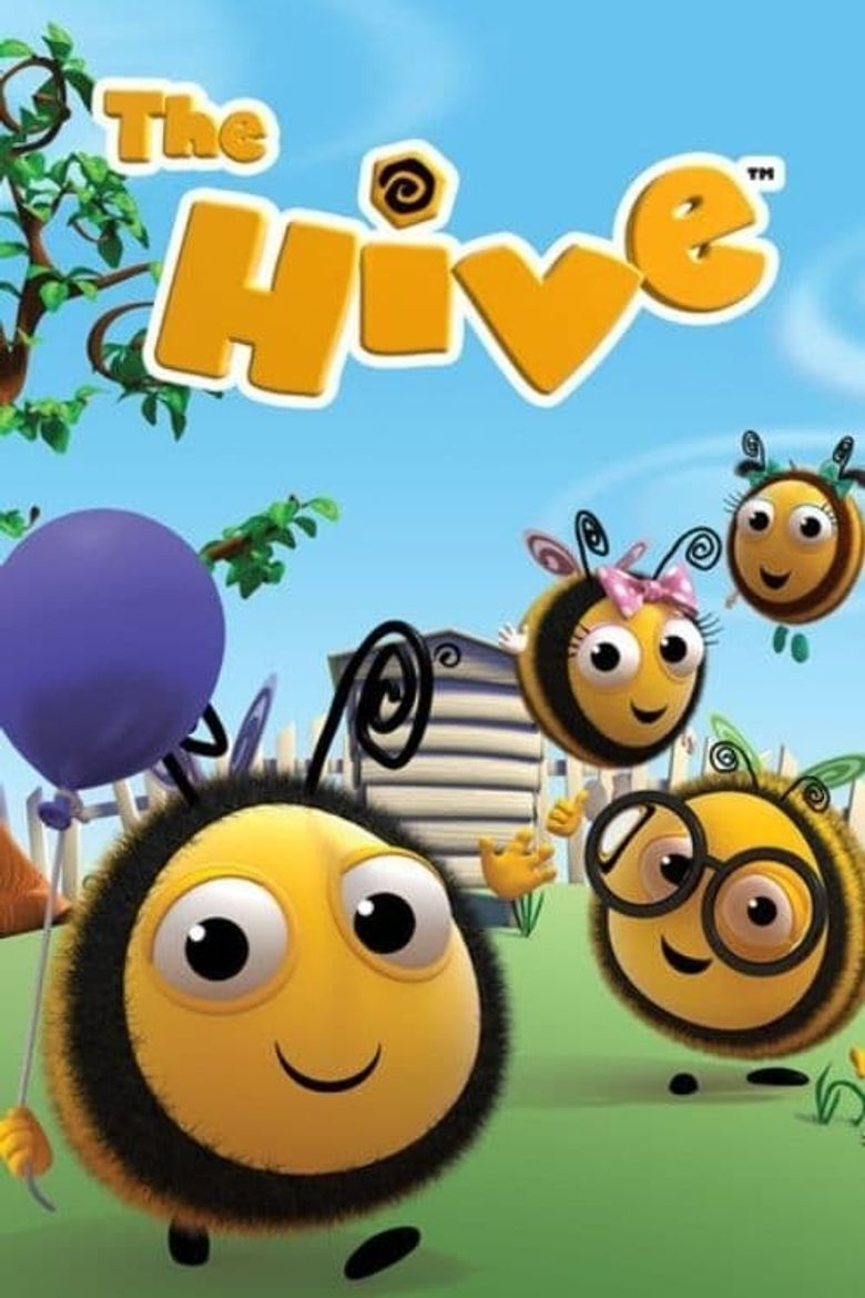 The Hive Poster
