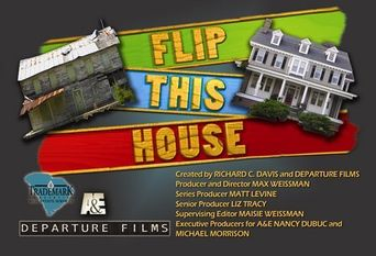 Flip This House Poster