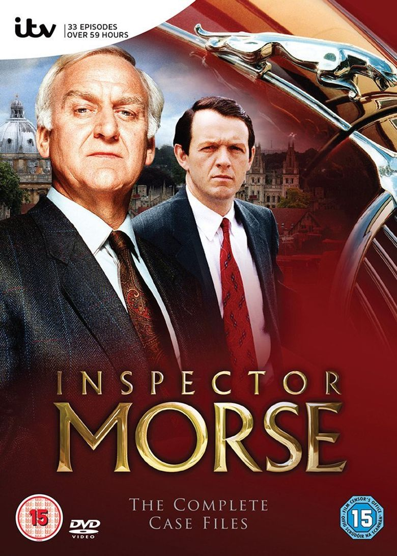 Inspector Morse Poster