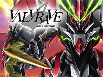 Valvrave the Liberator Poster