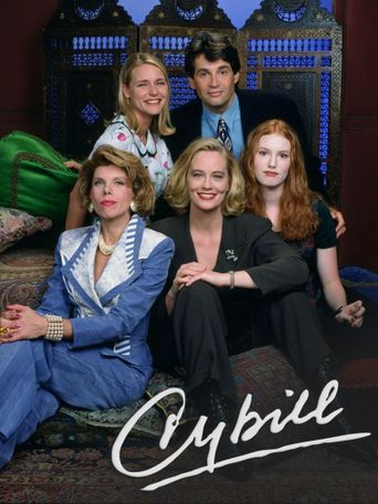 Watch Cybill