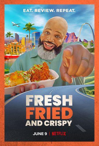 Fresh, Fried & Crispy Poster