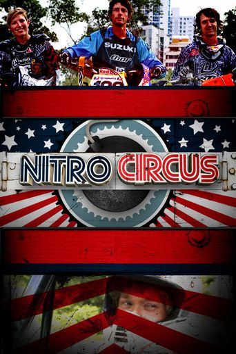 Nitro Circus Poster