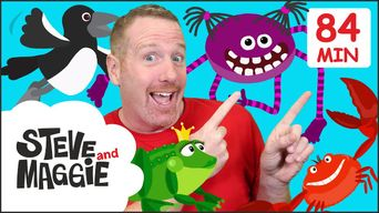 Best Steve and Maggie Magic Stories for Kids of 2020/Speak and Learn with Wow English TV Poster