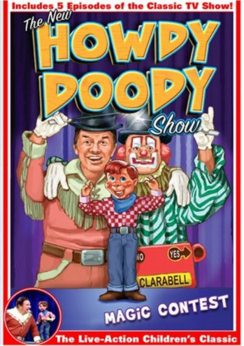 The New Howdy Doody Show Poster