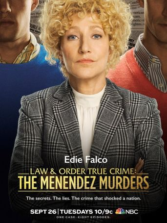 Law & Order True Crime Poster