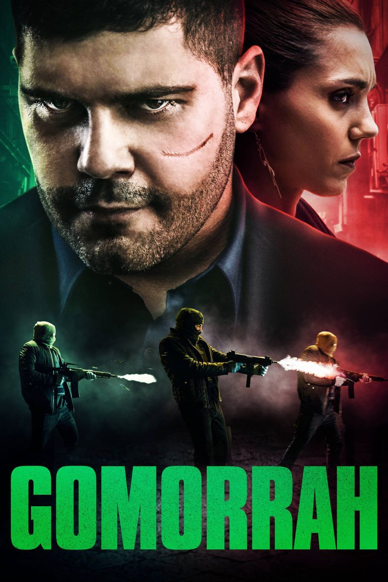 Gomorrah Stream