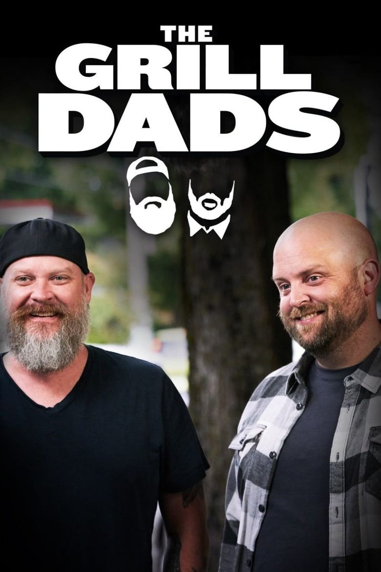 The Grill Dads Poster