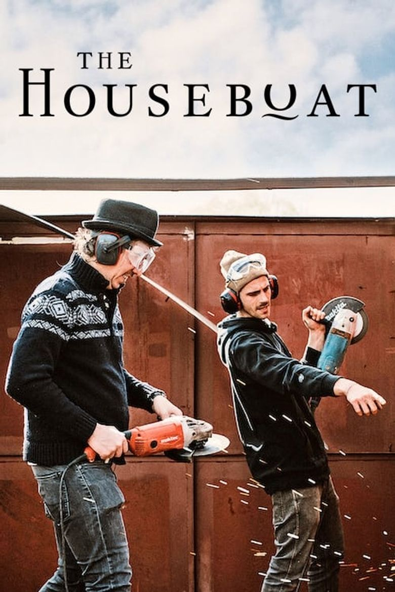 The Houseboat Poster