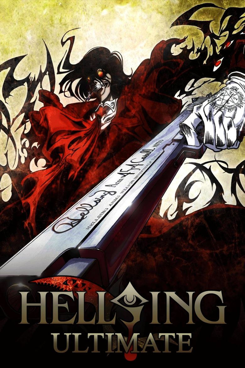 Hellsing Ultimate Poster