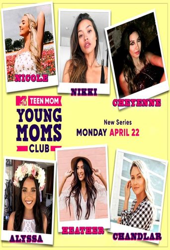 Teen Mom: Young Moms Club Poster