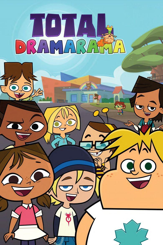 Total DramaRama Poster