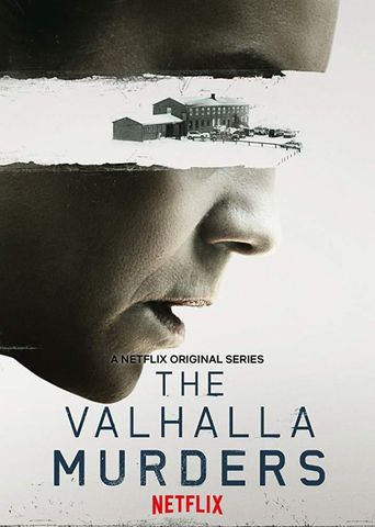 The Valhalla Murders Poster