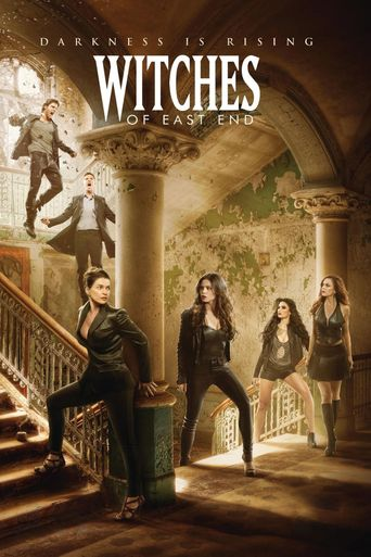 Watch Witches of East End