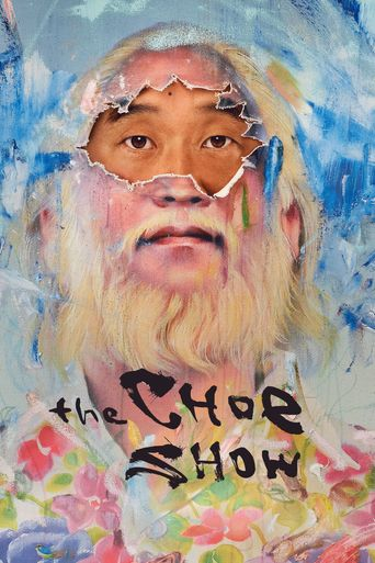 The Choe Show Poster
