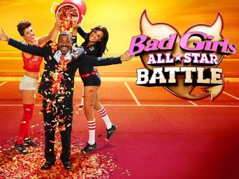 Bad Girls All-Star Battle Poster