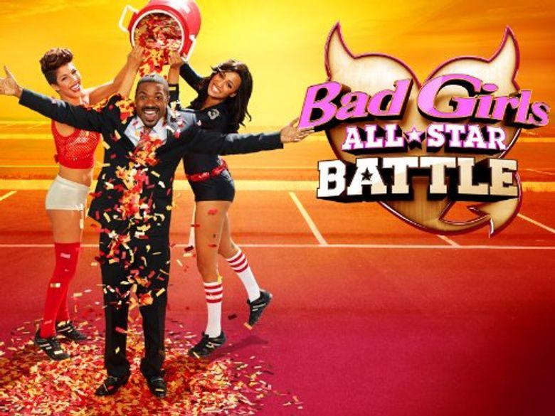 Bad Girls All-Star Battle Poster