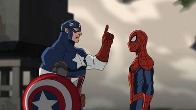 Season 03, Episode 02 The Avenging Spider-Man: Part 1