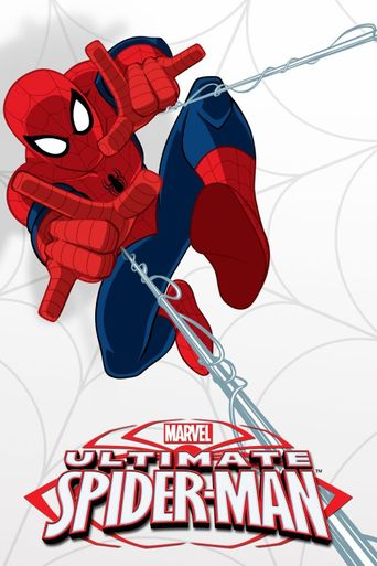 Marvel's Ultimate Spider-Man Poster