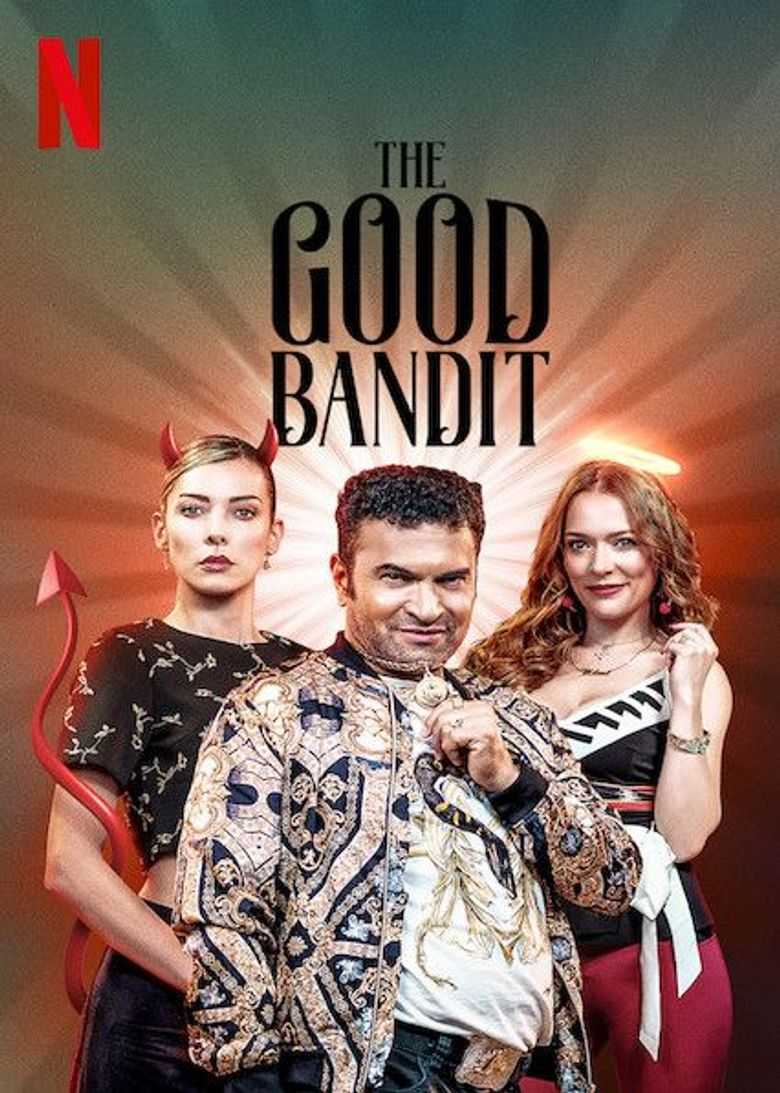 The Good Bandit Poster