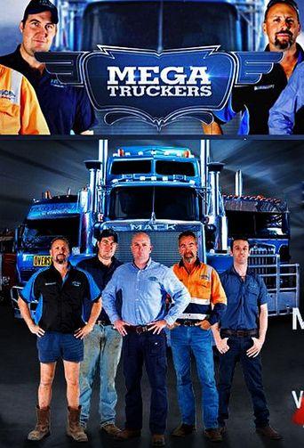 MegaTruckers Poster