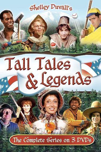 Tall Tales & Legends Poster