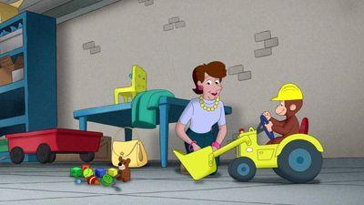 Season 08, Episode 01 Toy Monkey