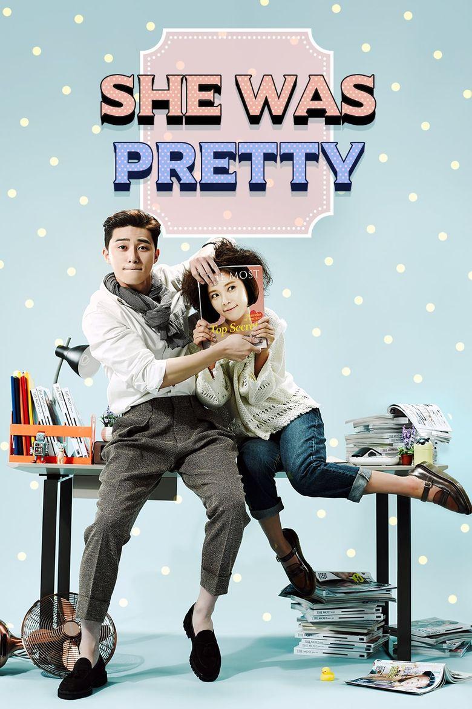 She Was Pretty Poster