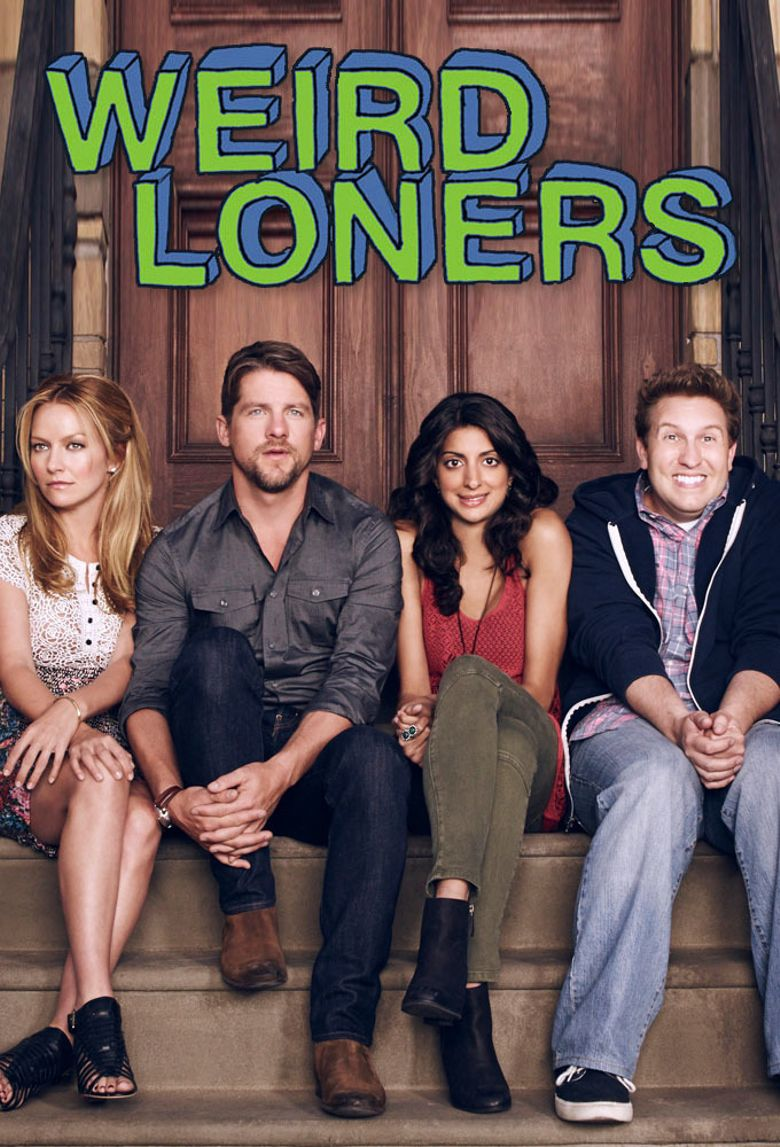 Weird Loners Poster